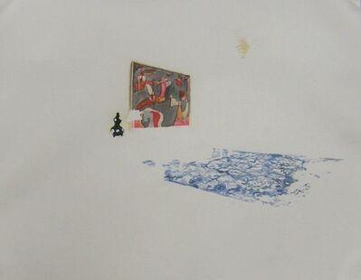 Jon Rubin, 'Miró', 2001