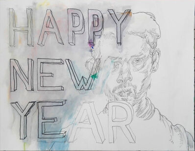 Klaas Vanhee, 'Untitled (happy new year)', 2019