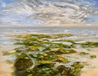 Réal Calder, 'Il de sable no. 5', 2018