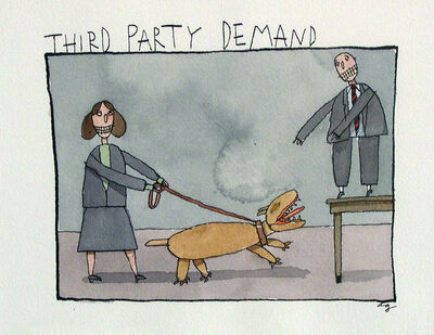 Alan Gerson, 'Third Party Demand', 2009