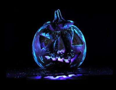 Laurie Tümer, 'Glowing Evidence: Jack O'Lantern'
