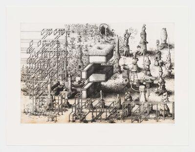 Paul Noble, 'Paul's Place', 2002