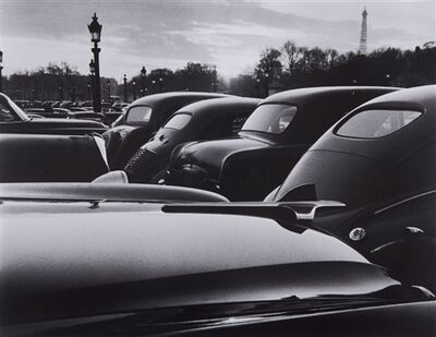 Willy Ronis, 'Place de la concorde, Paris 1952', 1995