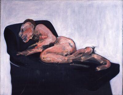 Francis Bacon, 'Sleeping Figure', 1959