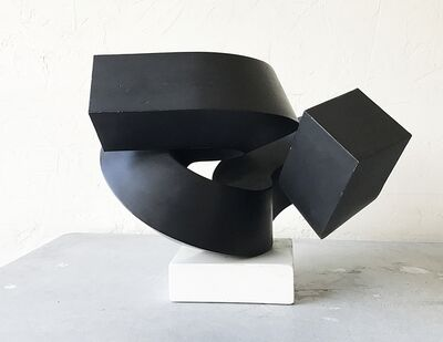 Clement Meadmore, 'Hunch (De-Accession from the Metropolitan Museum of Art)', 1974