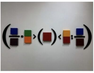 Horacio Zabala, 'Hipótesis para una ecuación infinita', 2019
