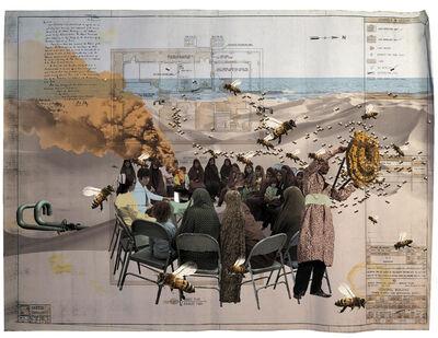 Amin Roshan, 'Hive', 2019