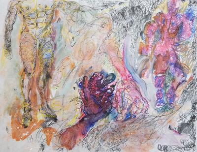 Sasha P.W., 'Pastel Arms', 2019