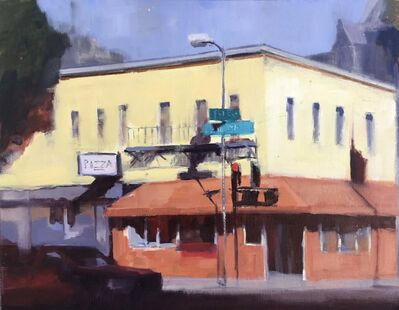 Carole Rafferty, 'Pizza Joint in the Mission ', 2018