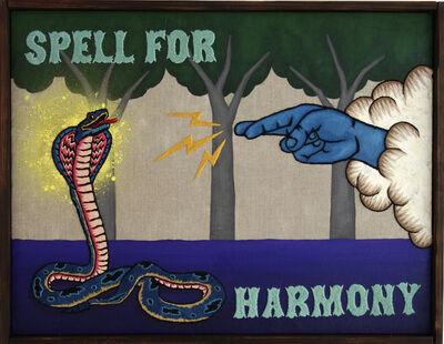 Koichiro Takagi, 'SPELL FOR HARMONY', 2014