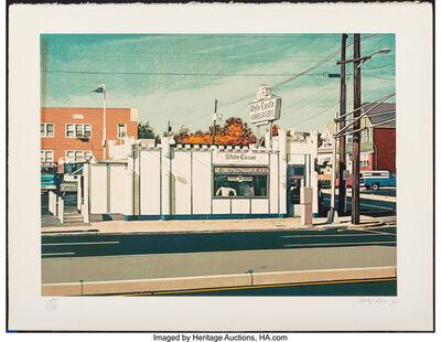 John Baeder, 'White Castle', 1980