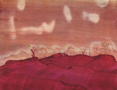 Sidney Nolan, 'Desert Landscape'