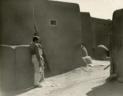 Forman Hanna, 'Sunlight, Taos', 1920-1929