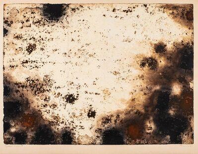 Zoran Antonio Mušič, 'Paesaggio dalmata', 1961