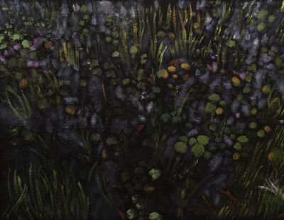 Reggie Burrows Hodges, 'Pace House Lily Pond', 2019