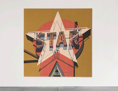 Robert Cottingham, 'Southern Star', 2009