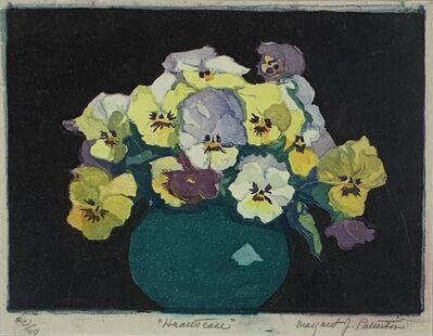 Margaret Jordan Patterson, 'Heartsease, 21/100', Early 20th c.