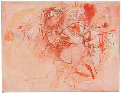 Henry Botkin, 'Origin of a Form', 1960