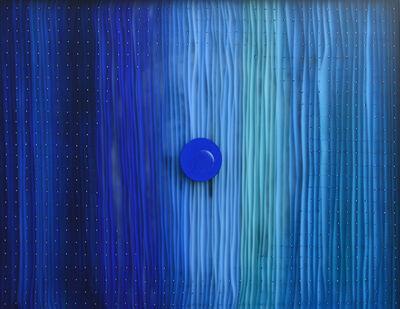Joan Belmar, 'G/M #3  Ultramarine', 2015