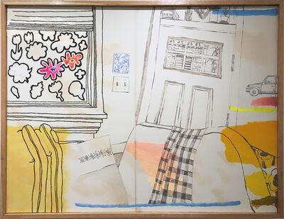 Max Vesuvius Budnick, 'Lounge', 2020