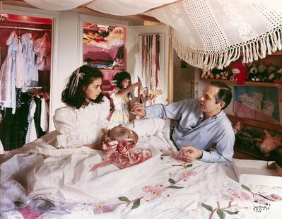 Tina Barney, 'Marina's Room', 1987