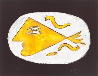 Georges Braque, 'Hera', 1988