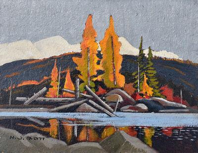 Nicholas Bott, 'Chapman Lake', 2019