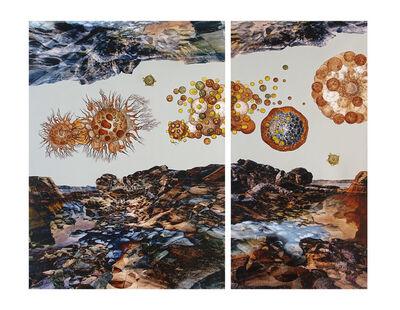 Sonia Mehra Chawla, 'UNCHARTED TERRAINS', 2015
