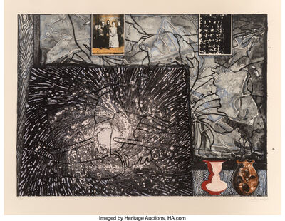 Jasper Johns, 'Untitled', 1995