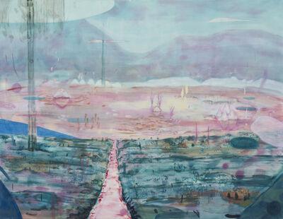 Yuka Kashihara, 'Blue Stage', 2016