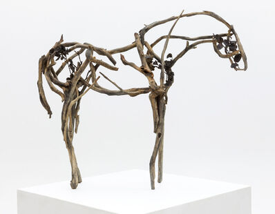 Deborah Butterfield, 'IKEPELA', 2016