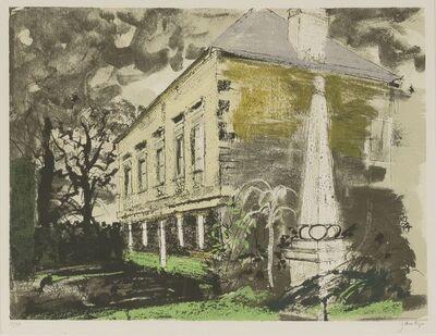 John Piper, 'ST HELEN'S HALL (LEVINSON 325)', 1981