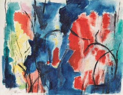Alma Thomas, 'Untitled', 1962
