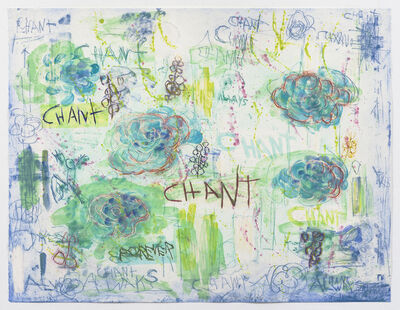 Joan Snyder, 'Chant/Forever II/XII', 2018
