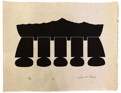Hidenori Oi, 'Rising Land  20 of 24', 2011