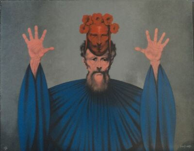 Rafael Coronel, 'Beatificación', ca. 2007