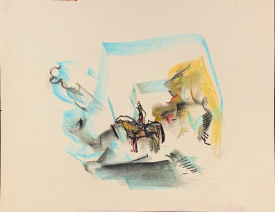 Walter Quirt, 'Untitled (Yucatan, WQ56)', ca. 1963