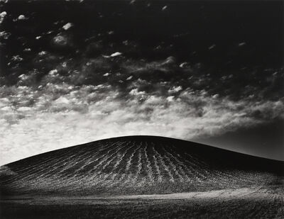 Morley Baer, 'Farm Knoll, Contra Costa, CA', 1970