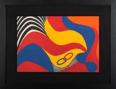 Alexander Calder, 'Flying Colors ', 1975
