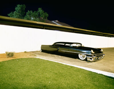 Jennifer Greenburg, 'A Dropped Merc at Viva Las Vegas, Las Vegas, NV', 2008