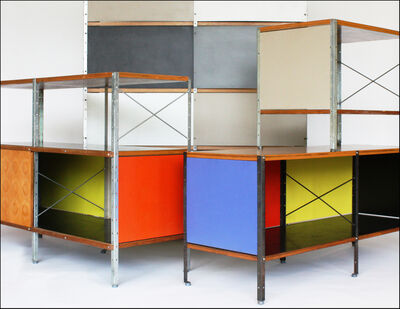 Charles and Ray Eames, 'Storage Unit', 1951-1954