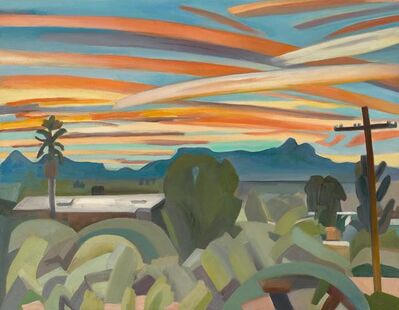 Martha Armstrong, 'Early Sunset, Tucson', 2019