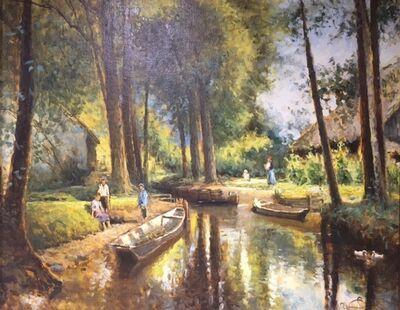 Vladimir Nasonov, 'Boats'