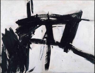 Franz Kline, 'Vawdavitch', 1955