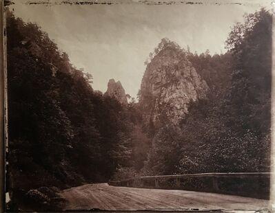 Jean-Jacques Heilmann, 'Paysages des Pyrenees', 1854