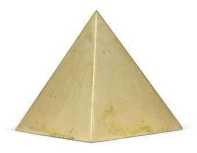 Mathias Goeritz, 'Figura Geométrica (pyramid)', 1961