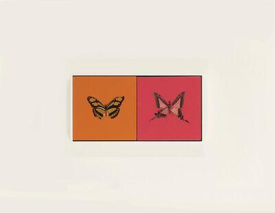 Damien Hirst, 'Love, Love', 2005