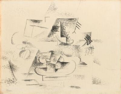 Pablo Picasso, 'Nature Morte Cubiste', 1910