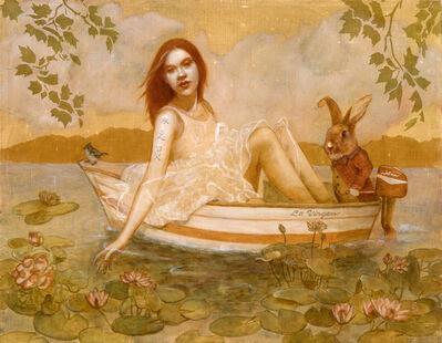 Deirdre Sullivan-Beeman, 'Lotus Girl', 2019
