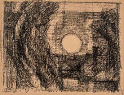 Oscar Bluemner, 'Bloomfield', 1917
